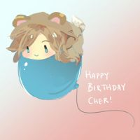 Cherbday by yuulolo