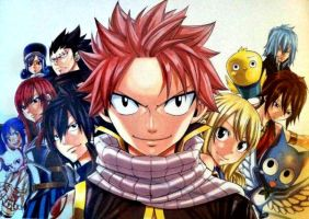 Fairy tail the movie II by luna460