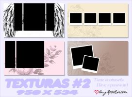 Pack texturas #2 by OmgKltzEdition
