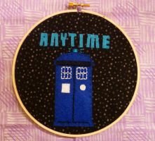 When would you leave with the Doctor? by PastYourPorchlight
