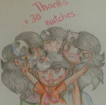 Thanks!  by Mikaily108