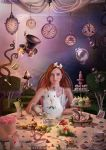 Tic Toc Tea Party by silviya