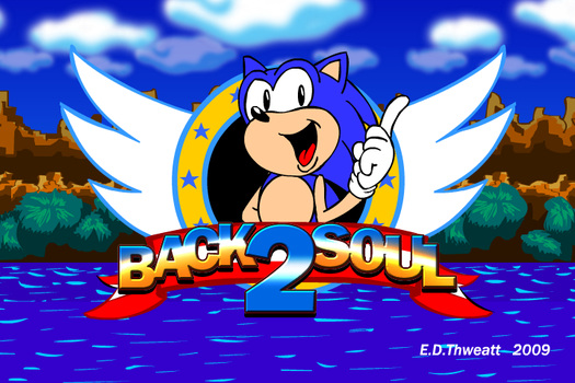 Sonic 1 Intro RE-ANIMATED by thweatted