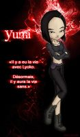 Yumi Life Without Lyoko by Nelbsia
