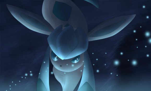 Glaceon by All0412