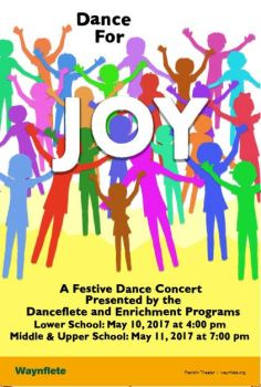 Dance For Joy Poster by Platypusofdoom