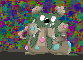 Pokemon Challenge: 02 Garbodor