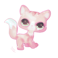 [LPS] Kittie~ by CunningScarecrow