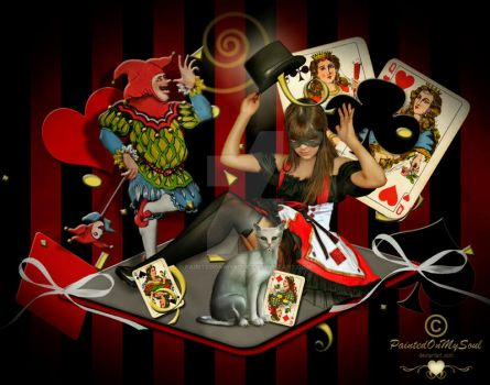Lady Luck by PaintedOnMySoul