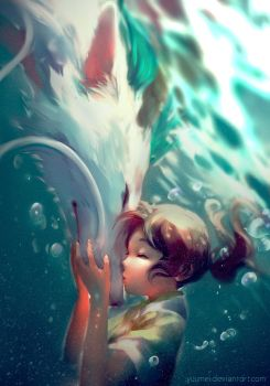 Everything will be Okay by yuumei