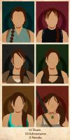 Lara Croft 61 by Orphen5