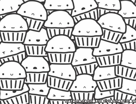 Muffins by natalia-factory