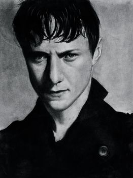 McAvoy by Delinquent-Unicorn