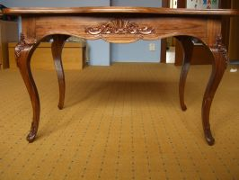 Table Louis XV. - 7 - front view by bengo-matus