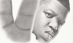 The Notorious B.I.G. by JuanSRE