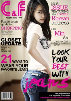 C and F Magazine by gd86pipo