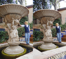 [APH] England - Fountain. by KasumiVI