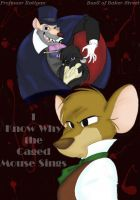 Why the Caged Mouse Sings by chibijaime