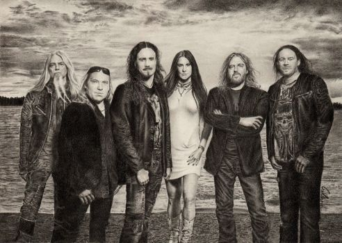 Nightwish 201601 by xXIvanaNWXx