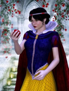 The Fairest One Of All -Revisited- by rdrgs