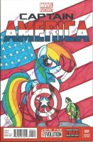 CaptainAmericaCover (2) by PonyGoddess