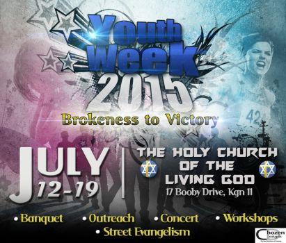 Youth Week 2015 by D-Dolphy
