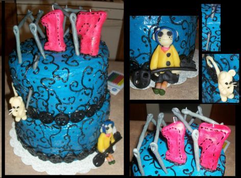 Sweet Coraline by Morbid-ology