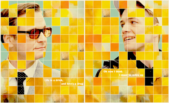 Harry x Eggsy - Miles Up by Akiv
