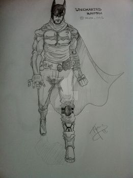 BatMan/Uncharted by MrIlls