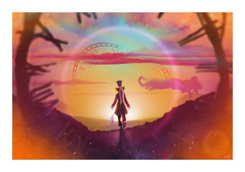 Alice Through The Looking Glass by AndyFairhurst