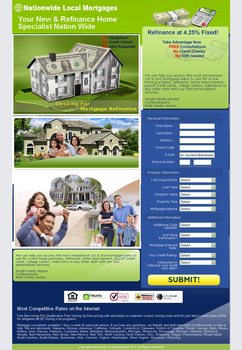 Nation Wide Local Mortgages by navmax