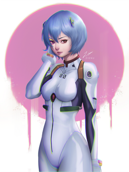 Rei Ayanami (Ver 1.01 Beta) by Zienu