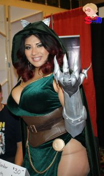 The Hand of DoomKitty by norrit07
