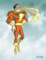 Captain Marvel by UdonCrew