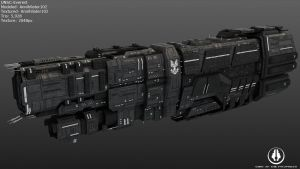UNSC - Everest by Annihilater102