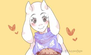 Goat Mom by cheonnyeon