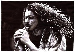 Chris Cornell by AG-sArt