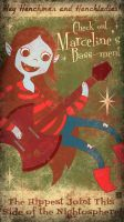 Adventure Time Marceline's Bass-ment by FischHead