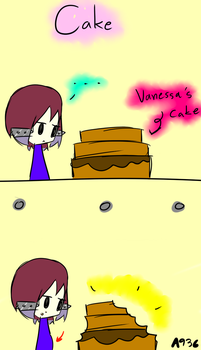Comic:Cake by Animals936