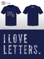 I love letters. by axlesax