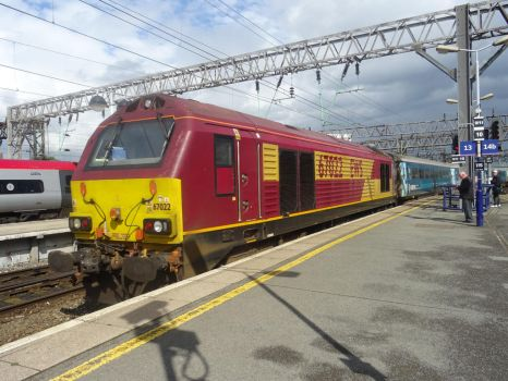 DBS/ATW 67 022 at Manchester Piccadilly (Pic. 2) by BoomSonic514