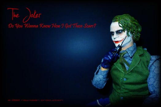 Hot Toys - The Joker 3 by jaysquall