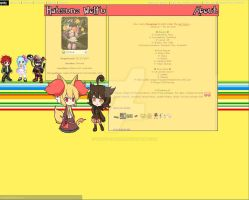 Blue Gaiaonline Layouts 80