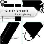 Icon Brushes 1 by anglesey