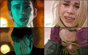 Rose Tyler... by ARCrebs