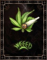 The smokish weed by keildude