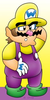 Wario by Not-WisqoXD