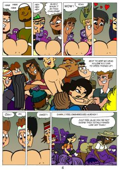 You Total drama island naked character