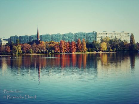 By the lake II by ruxi27