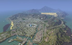 GTA V PC... In Cities Skylines by Stratocracy